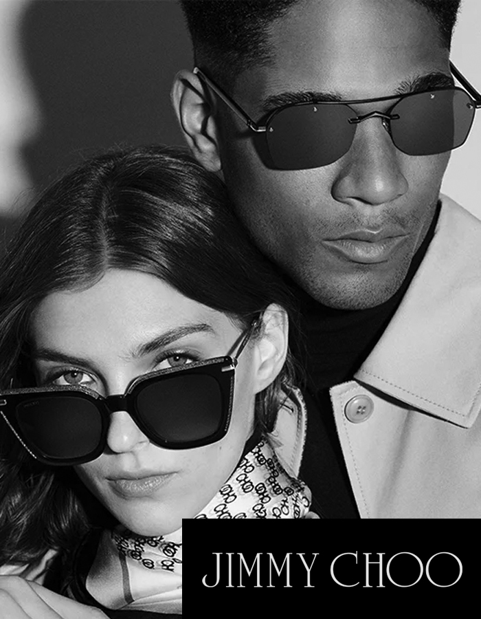 Featured Designer Eyewear: Jimmy Choo
